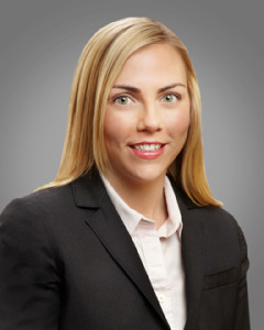 Workers Compensation Attorney Melissa Cashman of Fitch, Johnson, Larson and Held, P.A.