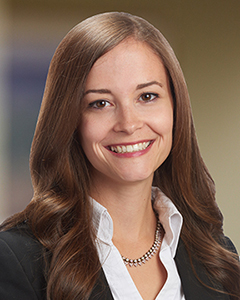Workers Compensation Attorney Kelly Nyquist of Fitch, Johnson, Larson and Held, P.A.