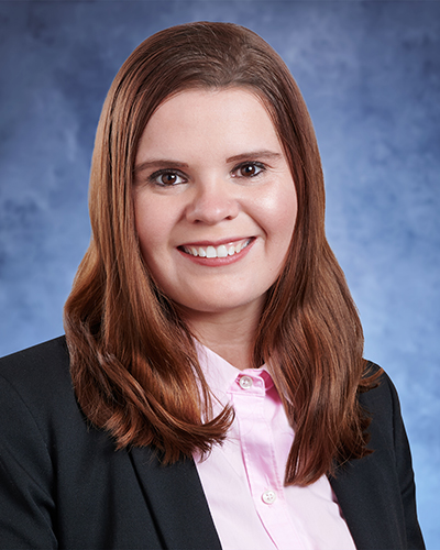 Workers Compensation Attorney Kammi Hoeffler of Fitch, Johnson, Larson and Held, P.A.